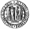 Logo univ padova